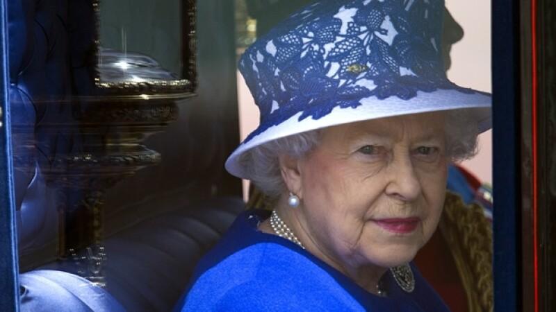 cumple de la reina Isabel II 5