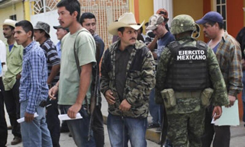 El objetivo del Gobierno es reconstituir el tejido social, señaló Navarrete. (Foto: Cuartoscuro)