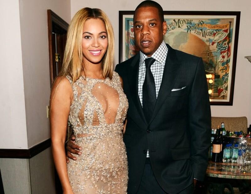 Beyoncé y Jay Z se casaron en 2008.