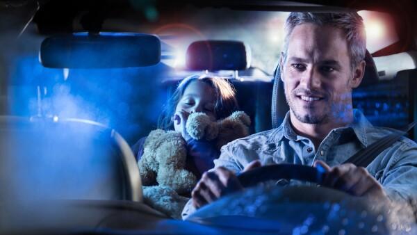 Papás al volante