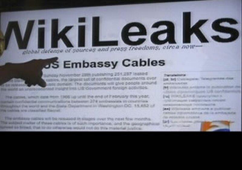 Apple, otra empresa que toma distancia de WikiLeaks. (Foto: AP)
