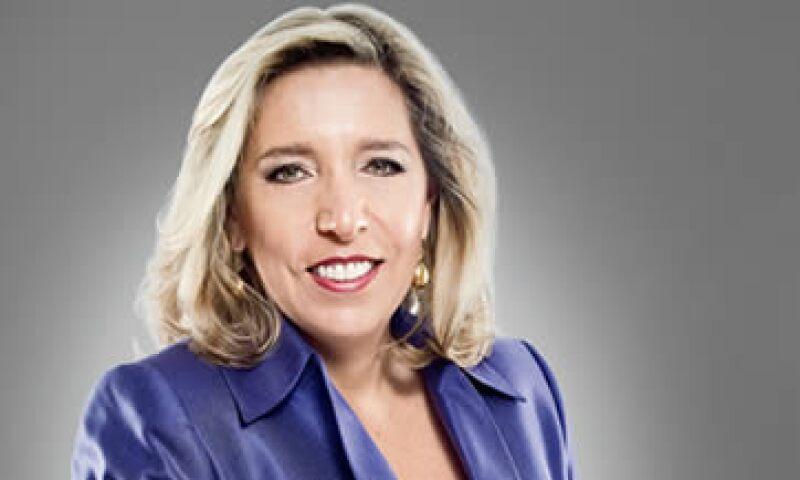 Nicole Reich de Polignac, presidenta y directora general de Scotiabank México, ha incorporado a la plantilla del banco a más mujeres en puestos directivos. (Foto: Alfredo Pelcastre/Mondaphoto)