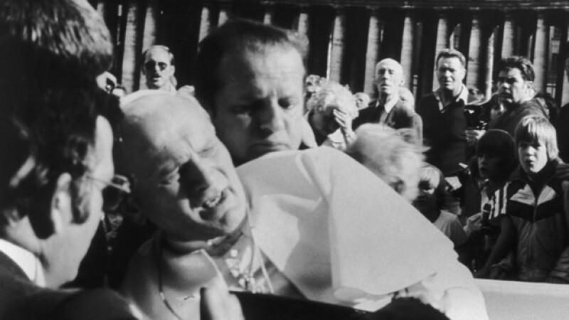 Papa Juan Pablo II atentado