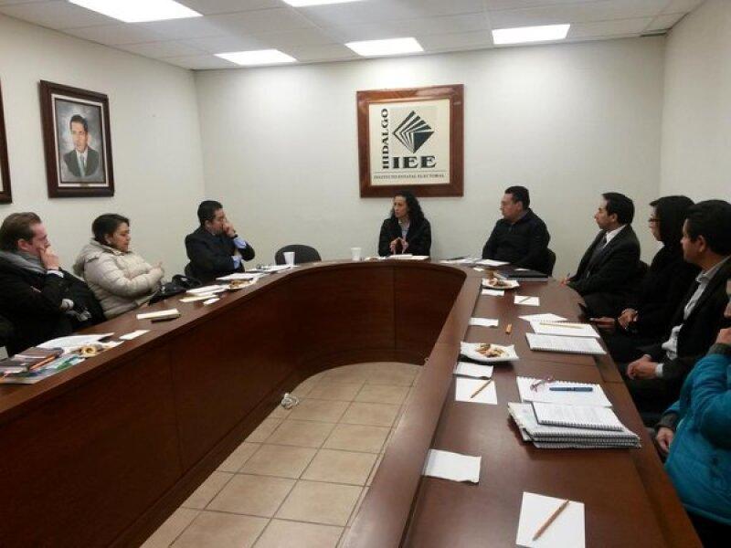 El Instituto Estatal Electoral de Hidalgo había impuesto al independiente Andrés Ocádiz, la captura en sistema electrónico de las cédulas de apoyo ciudadano.