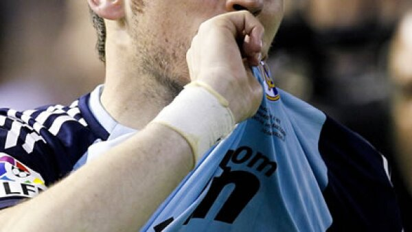Iker Casillas Fernández cumple hoy 30 años. Nació en Móstoles, Madrid.