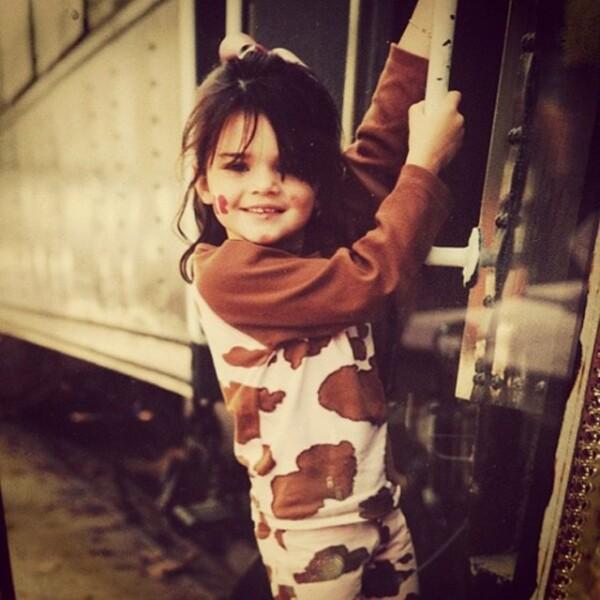 Desde que era una niña pequeña su sonrisa era algo particular.