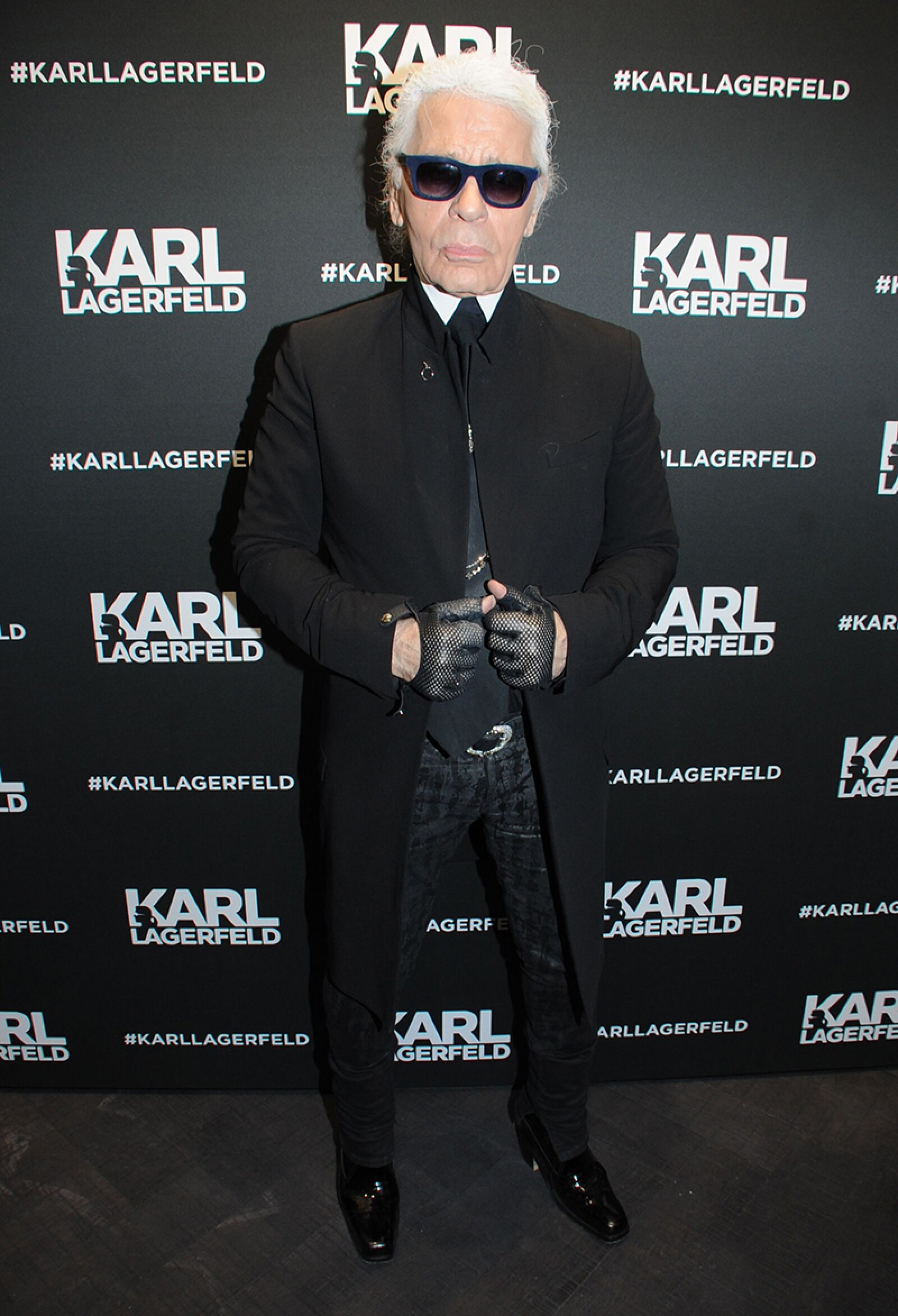 Karl Lagerfeld Store & Fragrance Launch Party, London, Britain - 13 Mar 2014