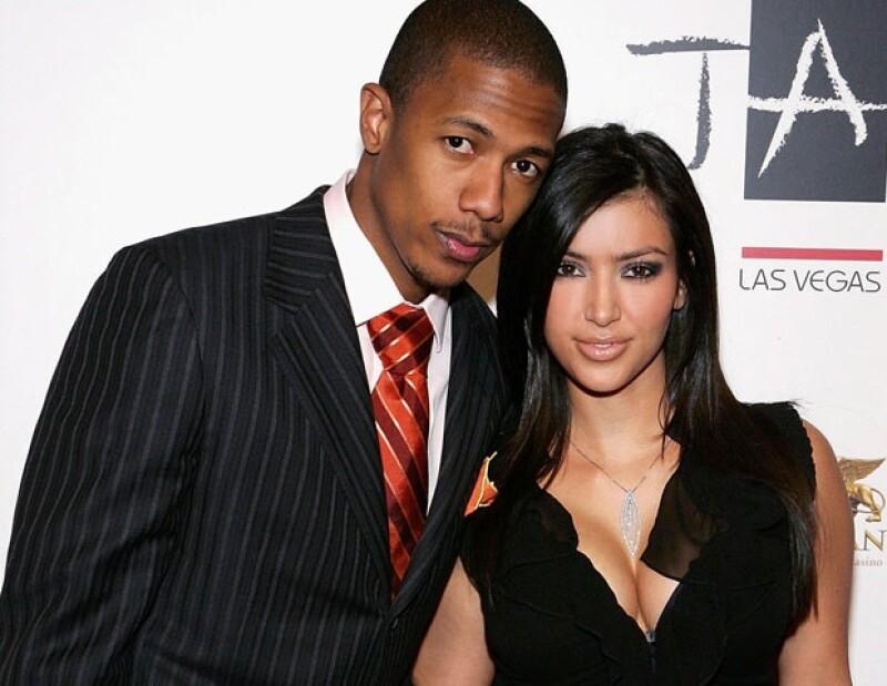 El cantante aseguró en una entrevista que una de las mujeres con quien tuvo intimidad fue la prometida de Kanye West.
