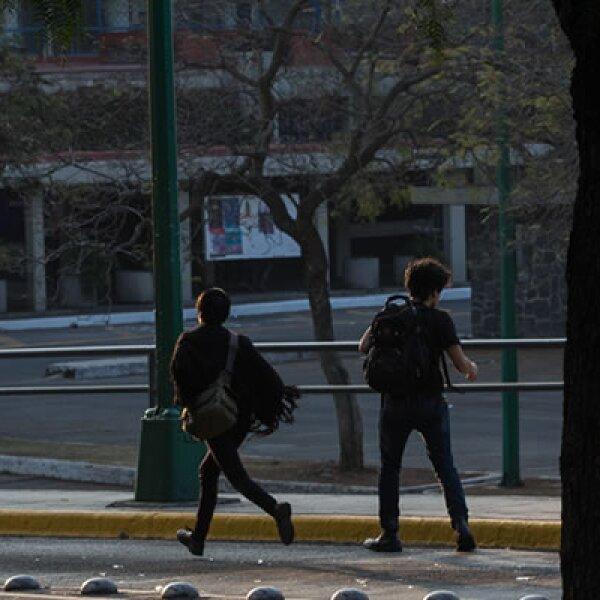 Luego de que la PGR confirmara la detención de Esquivel Muñoz los accesos a la universidad fueron reabiertos.