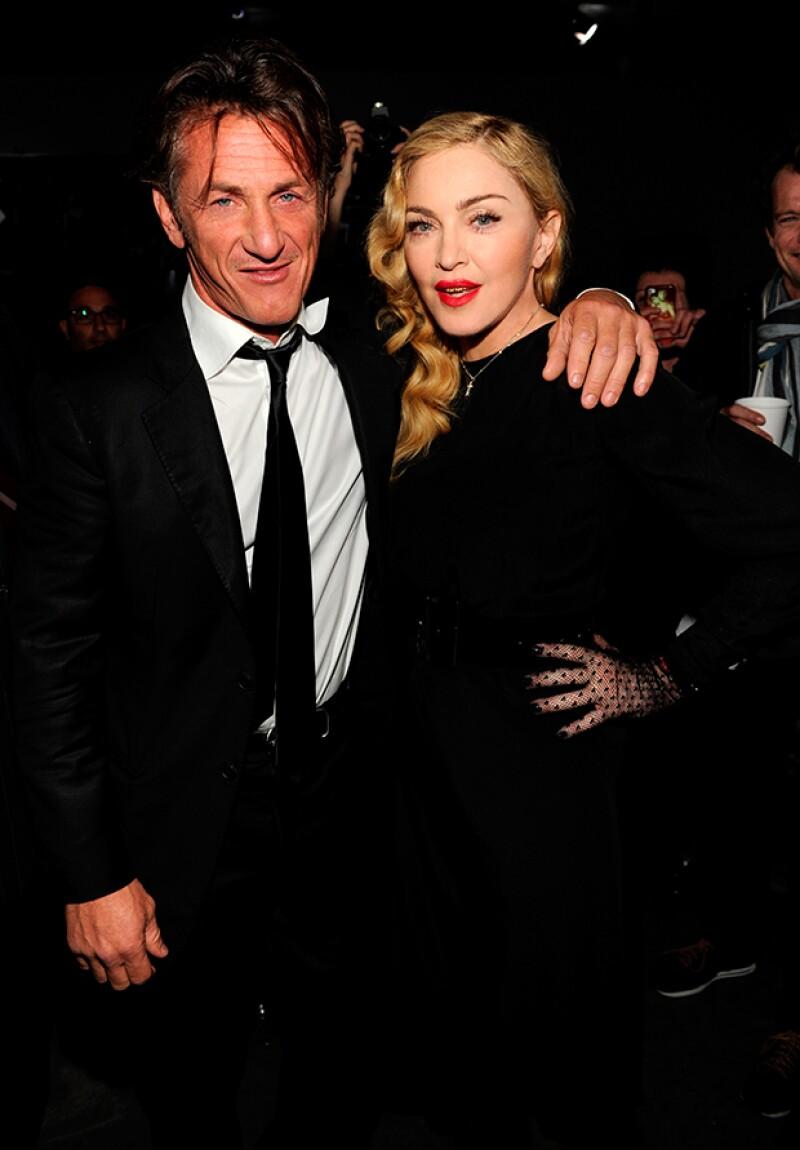 Actualmente la cantante y el actor llevan una relación cordial.
