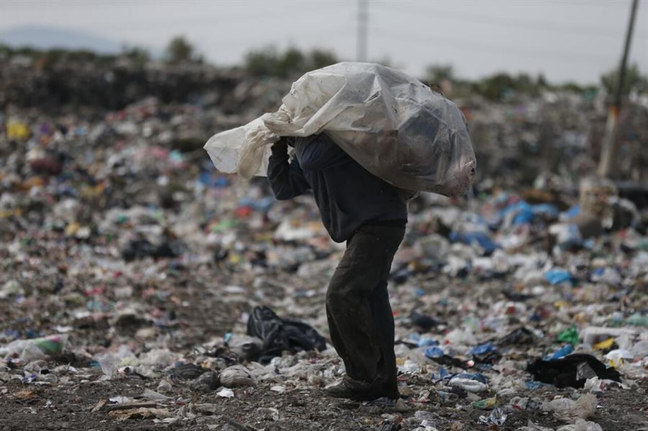Los actores invisibles: reciclaje y trabajo informal