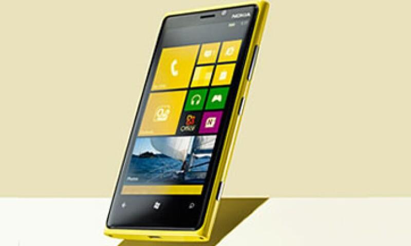 En el último trimestre Nokia vendió 4 millones de teléfonos Lumia, el doble que el trimestre anterior. (Foto: Cortesía Fortune)