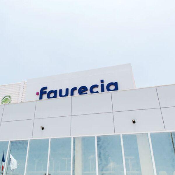 Planta de Faurecia Puebla