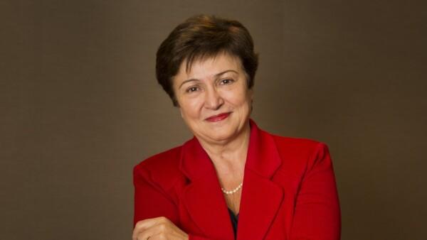 Kristalina Georgieva candidata al FMI