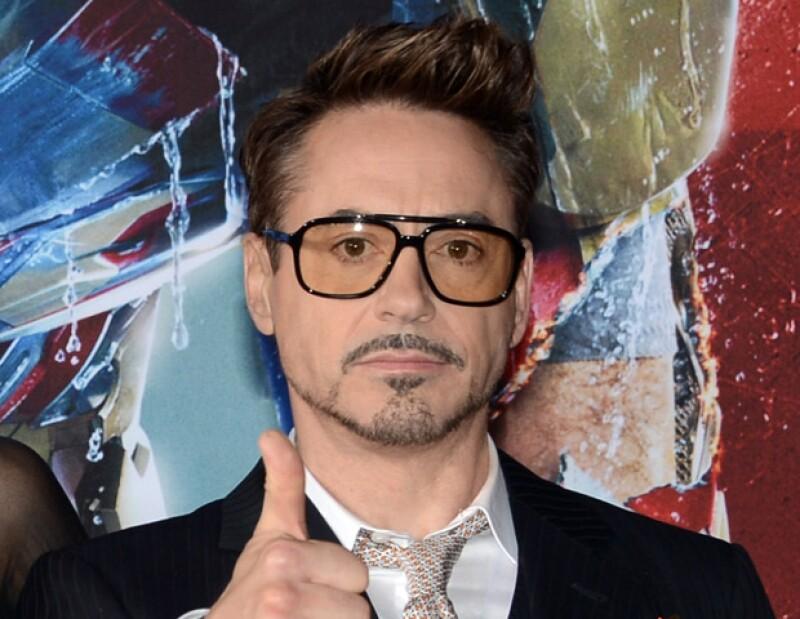 """Recientemente fue Robert Downey Jr, pero """"iron man"""" no ha sido el único que ha dejado con la boca abierta a entrevistadores ya sea de broma o de verdad."""