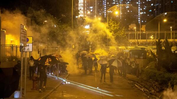 Crisis política no espanta inversionistas Hong Kong