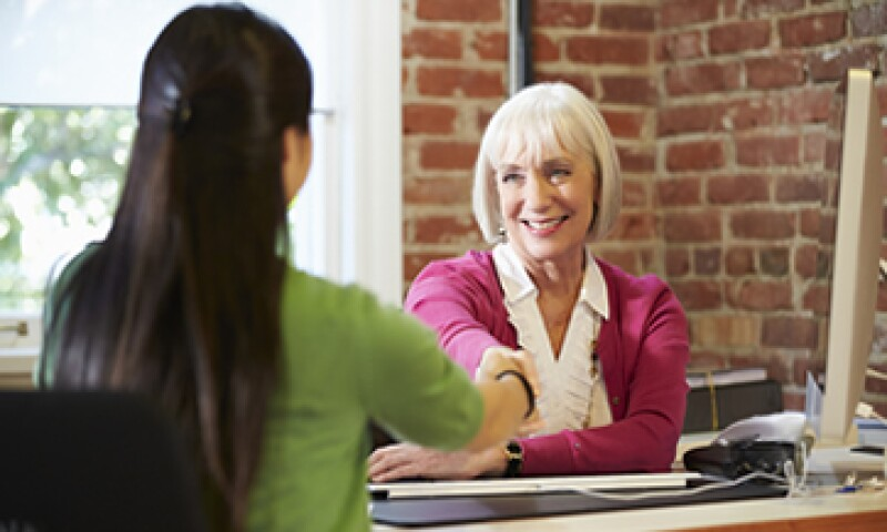 La creación de redes es una herramienta que utilizan las mujeres emprendedoras.(Foto: istock)