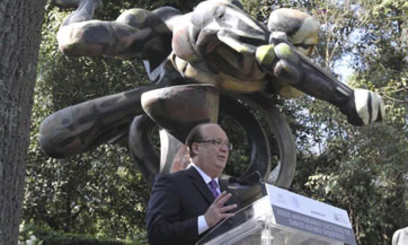 El gobernador Graco Ramírez dice que no ha tenido reuniones con directivos de la empresa. (Foto: Notimex)