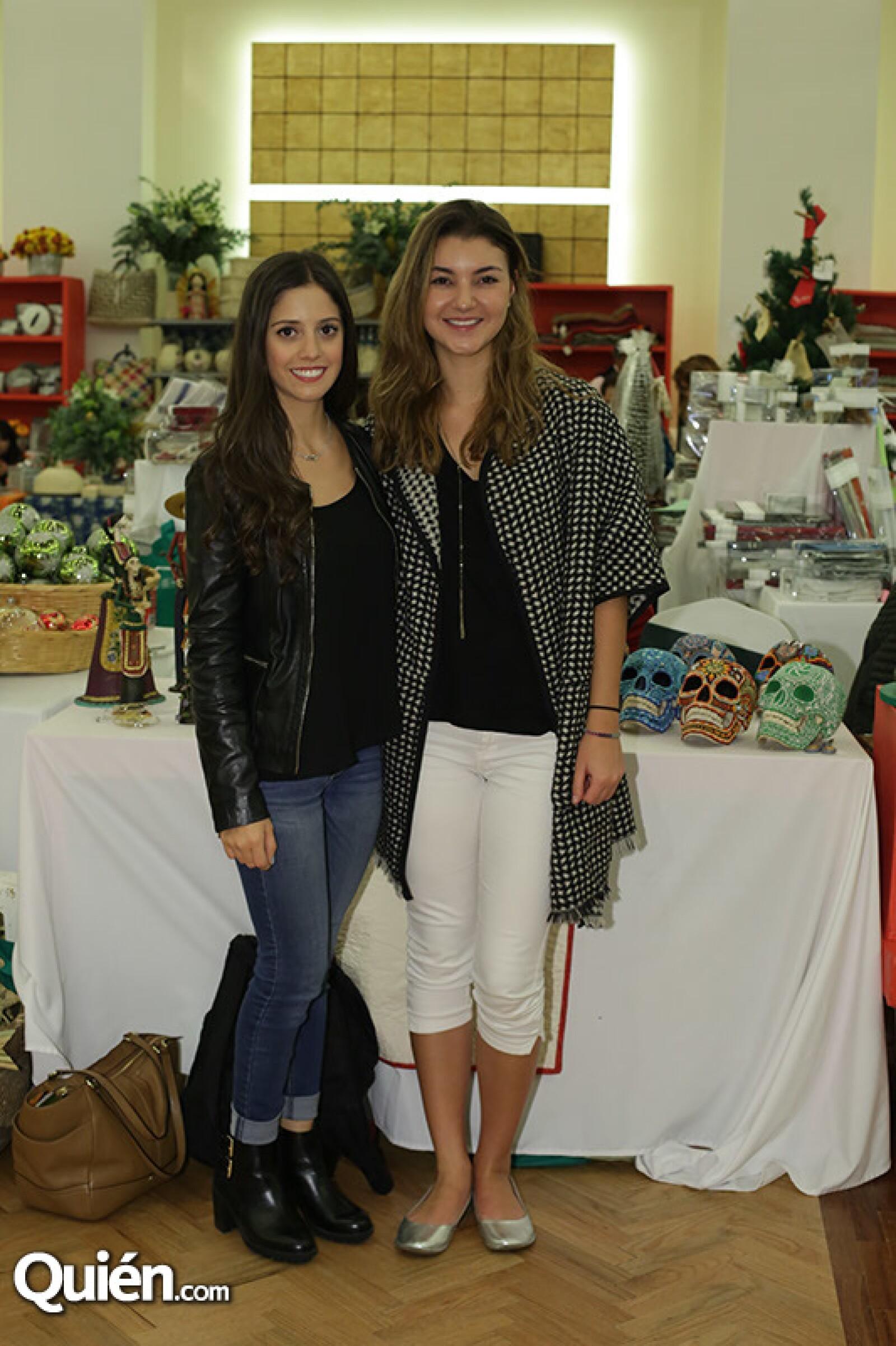 Alejandra Alonso y Miranda Edelmann
