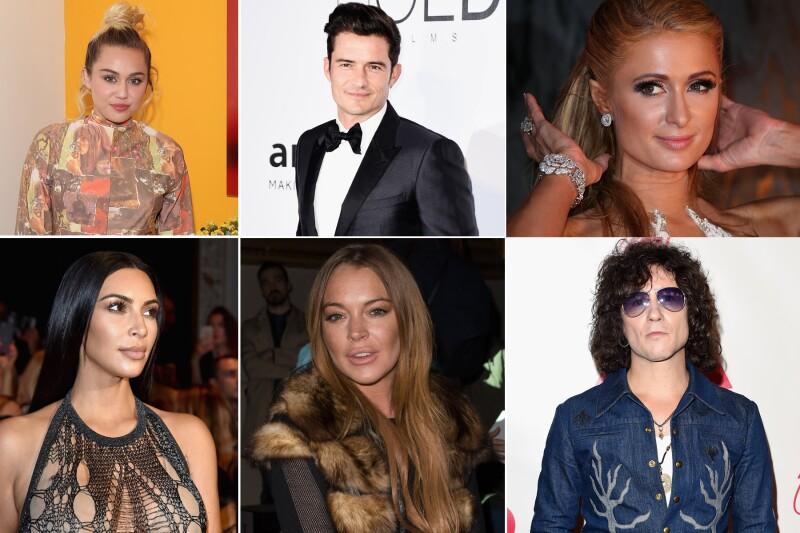 Los robos más sonados de las celebrities