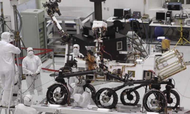 Actualmente 700 expertos trabajan en el proyecto de la NASA. (Foto: AP)