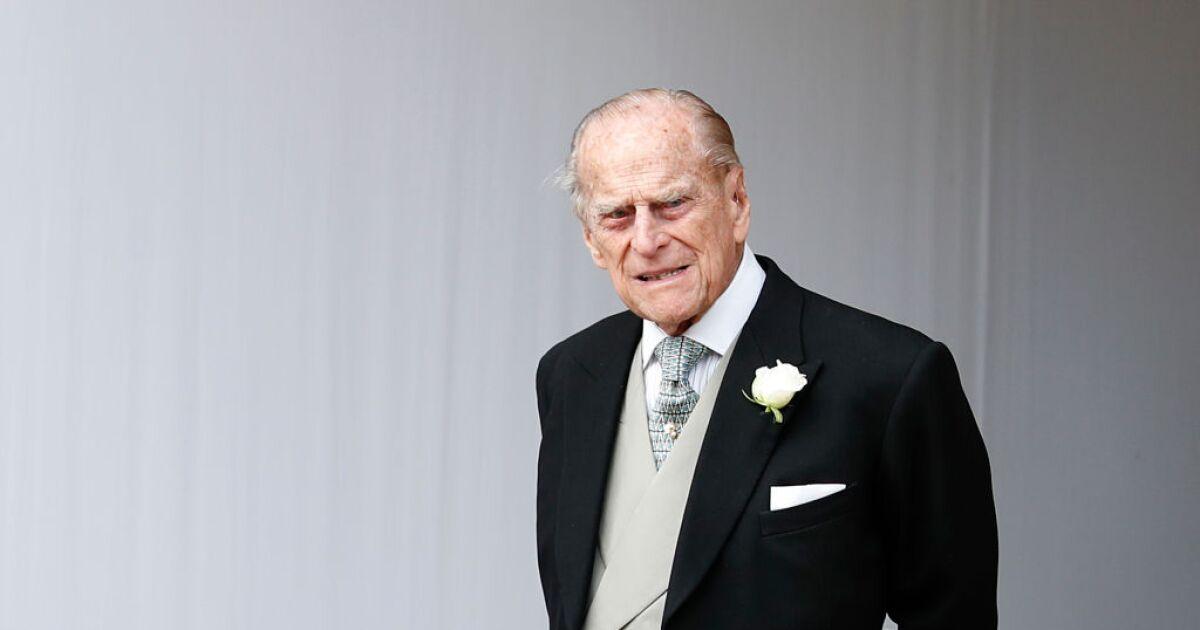 Duke of Edinburgh's cause of death revealed
