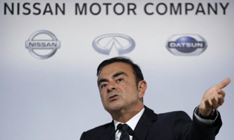 El CEO, Carlos Ghosn, busca elevar la participación de mercado, ingresos y satisfacción del cliente. (Foto: Getty Images)