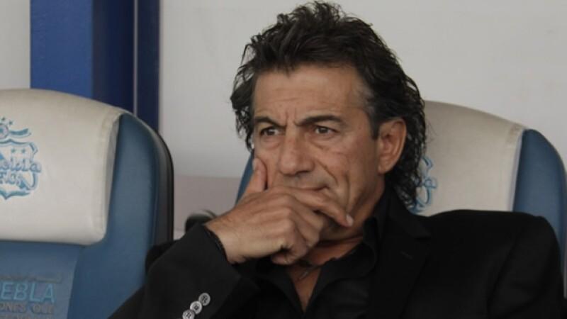Rubén Omar Romano fue despedido del Puebla por sus resultados negativos en el Torneo de Apertura 2014