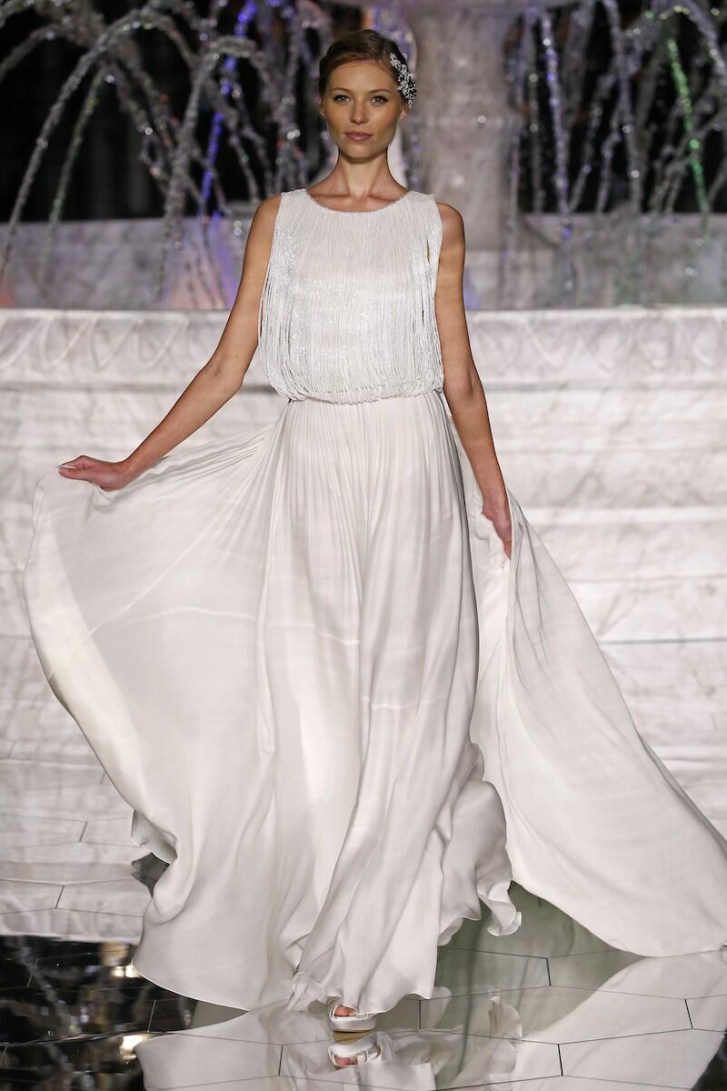 Pronovias Show - Barcelona Bridal Fashion Week 2017
