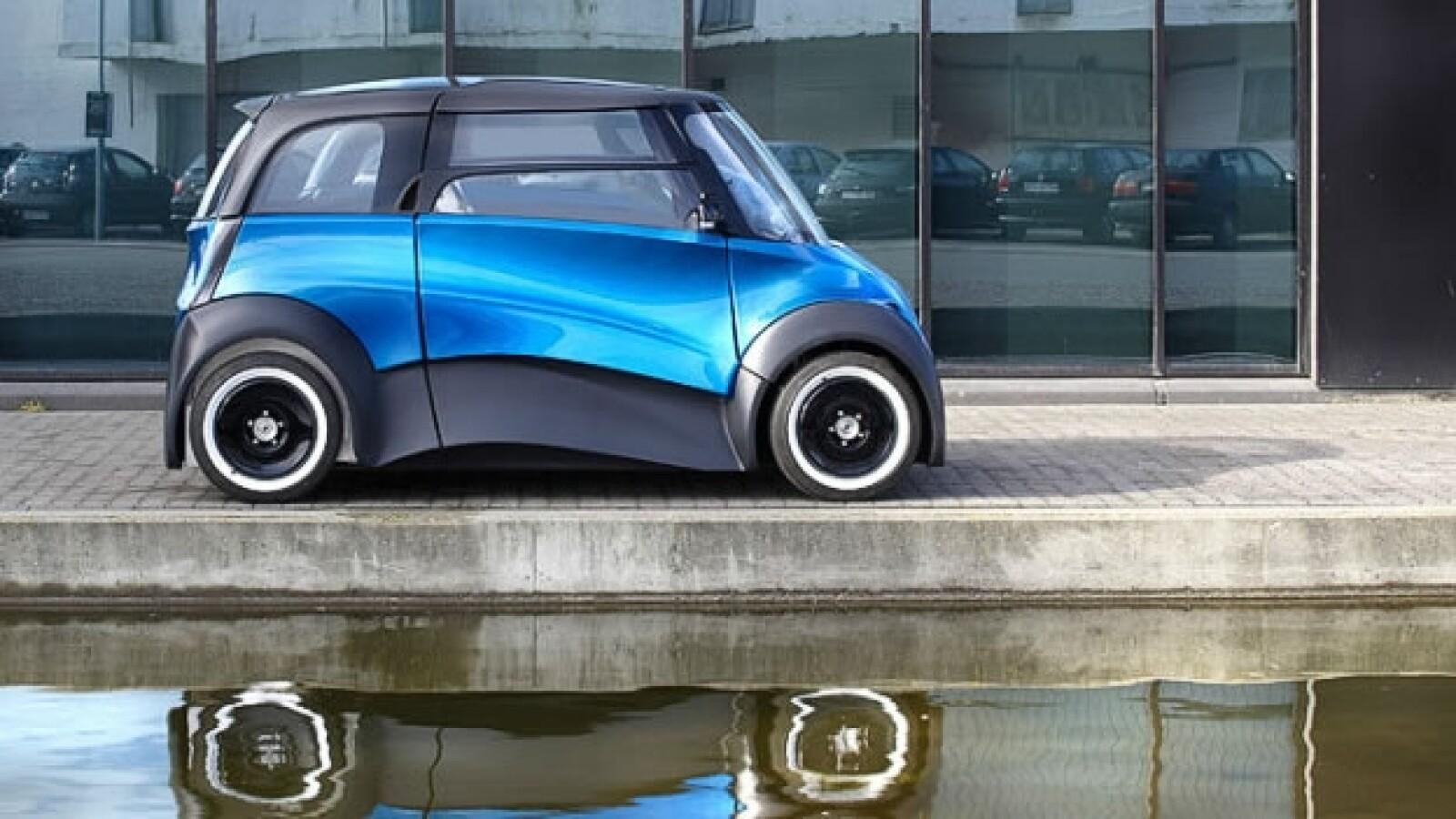 auto eléctrico QBEAK 01