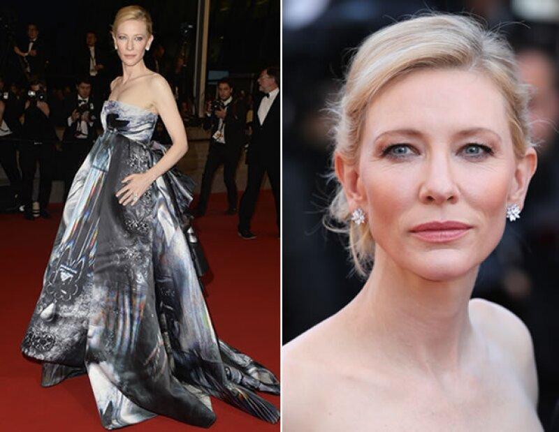 Cate Blanchett en Giles.