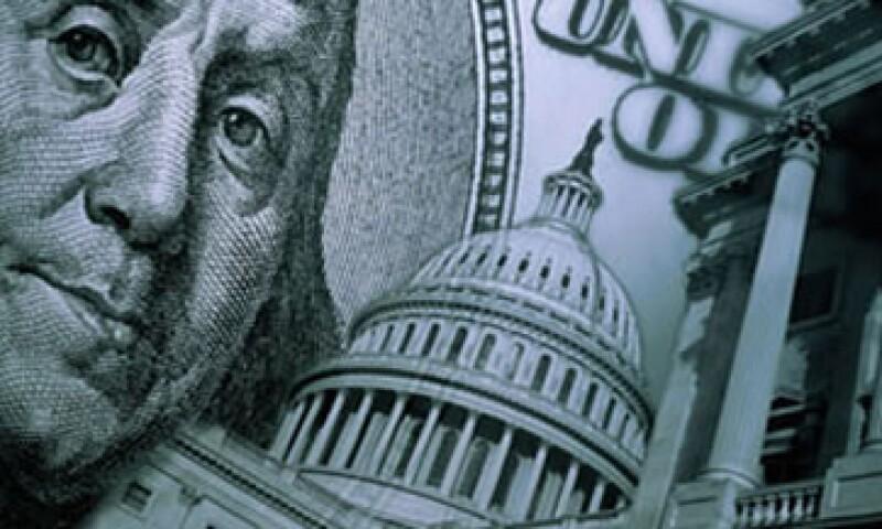 El Gobierno estadounidense podría quedarse con sólo 50,000 mdd de no elevar su tope de deuda. (Foto: Getty Images)