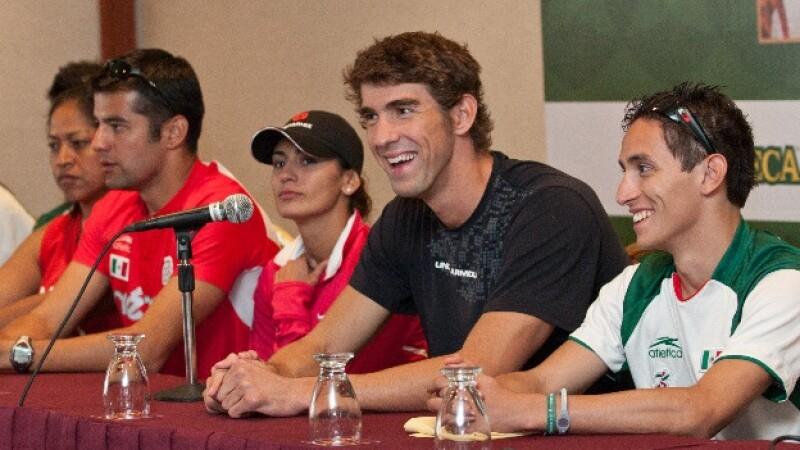 Los participantes en el Festival Olímpico se mostraron satisfechos