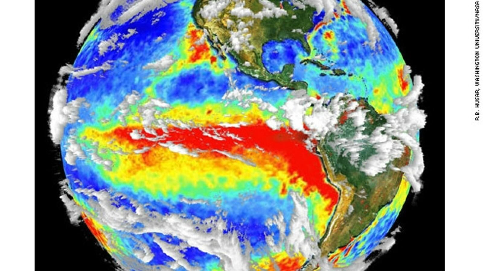 Sistema de datos EOSDIS NASA