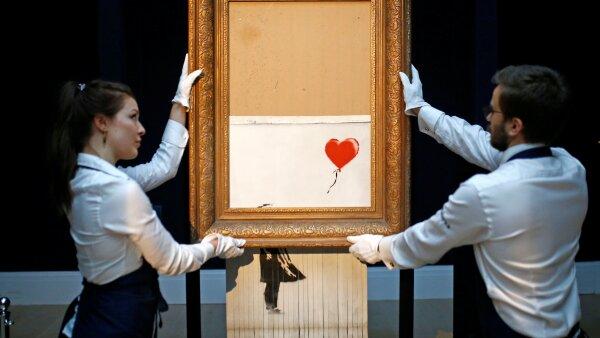 'Love is in the Bin'