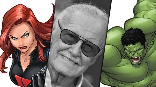 Personajes de Stan Lee
