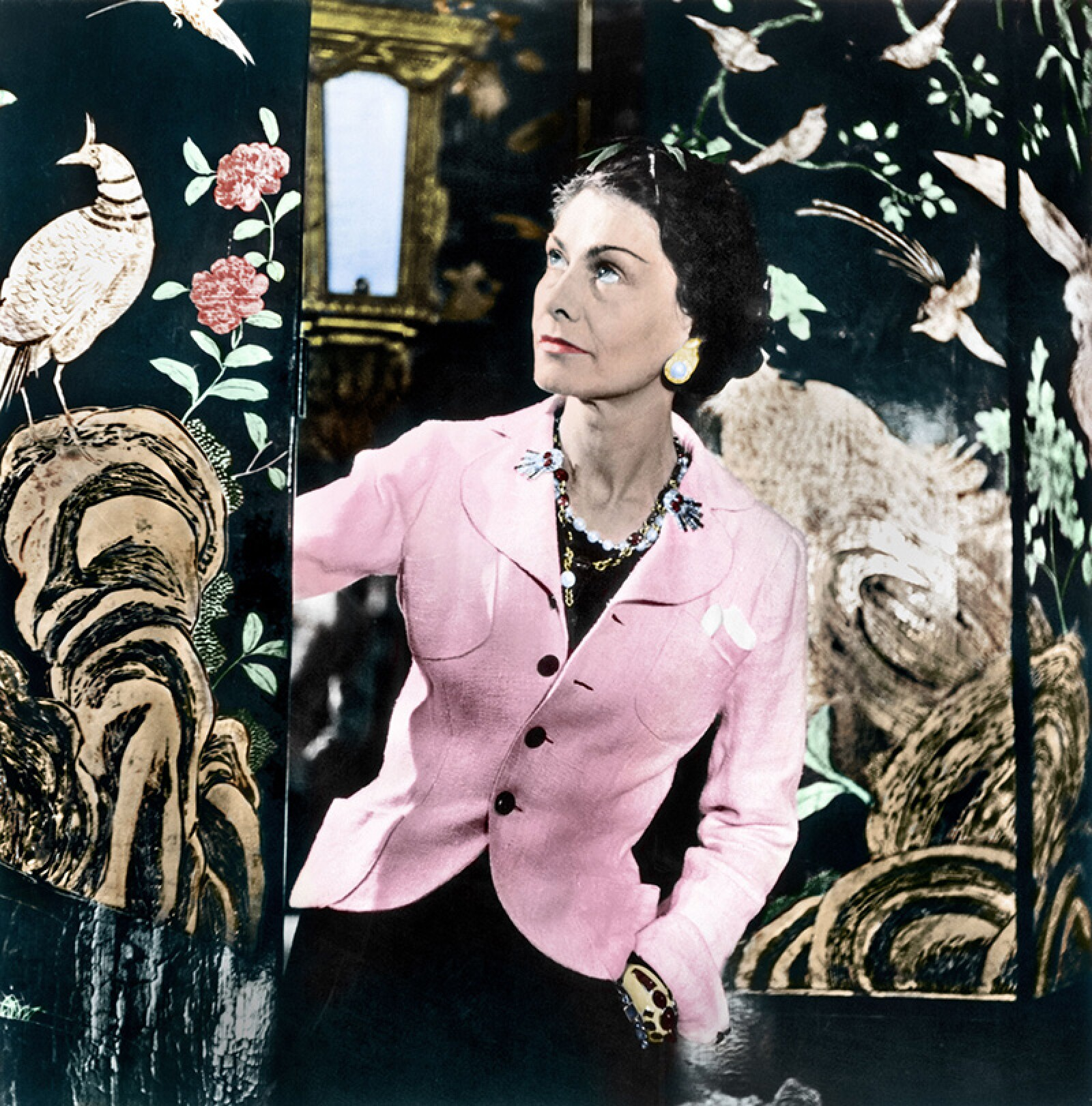 Gabrielle 'Coco' Chanel