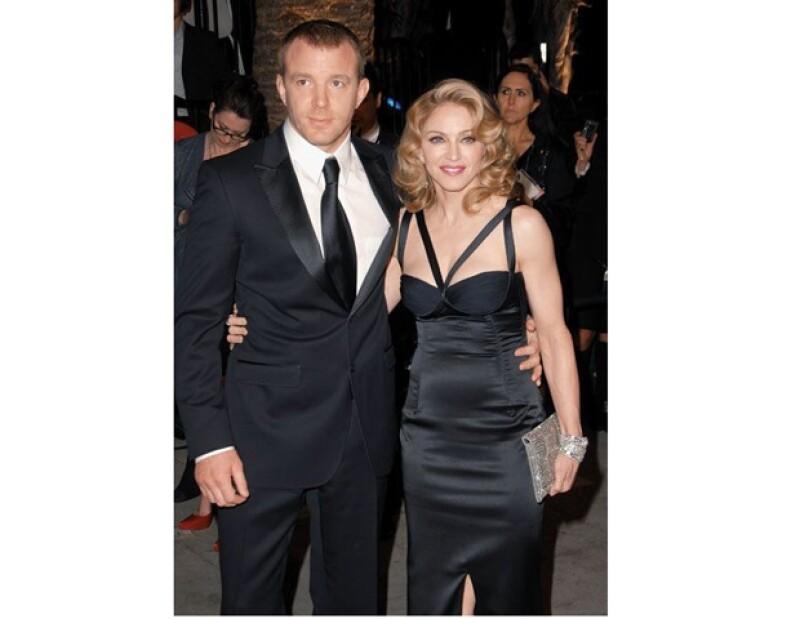 Guy Ritchie sostuvo una relación de siete años con Madonna.