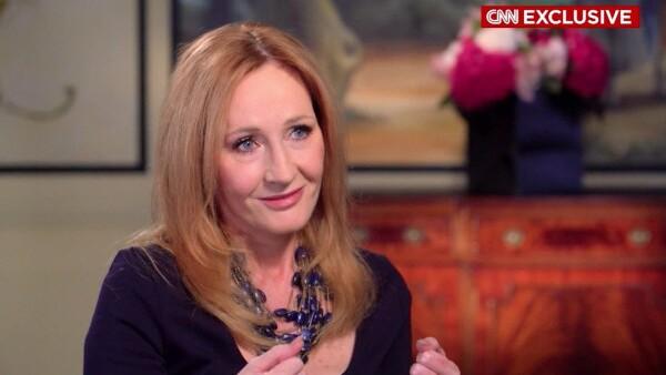 La razón por la que J.K Rowling quiere acabar con los orfanatos