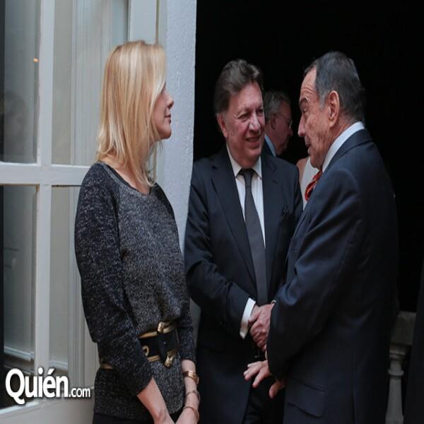 Maricarmen Ramos, Jorge Ramos, Carlos Ramos Cárdenas