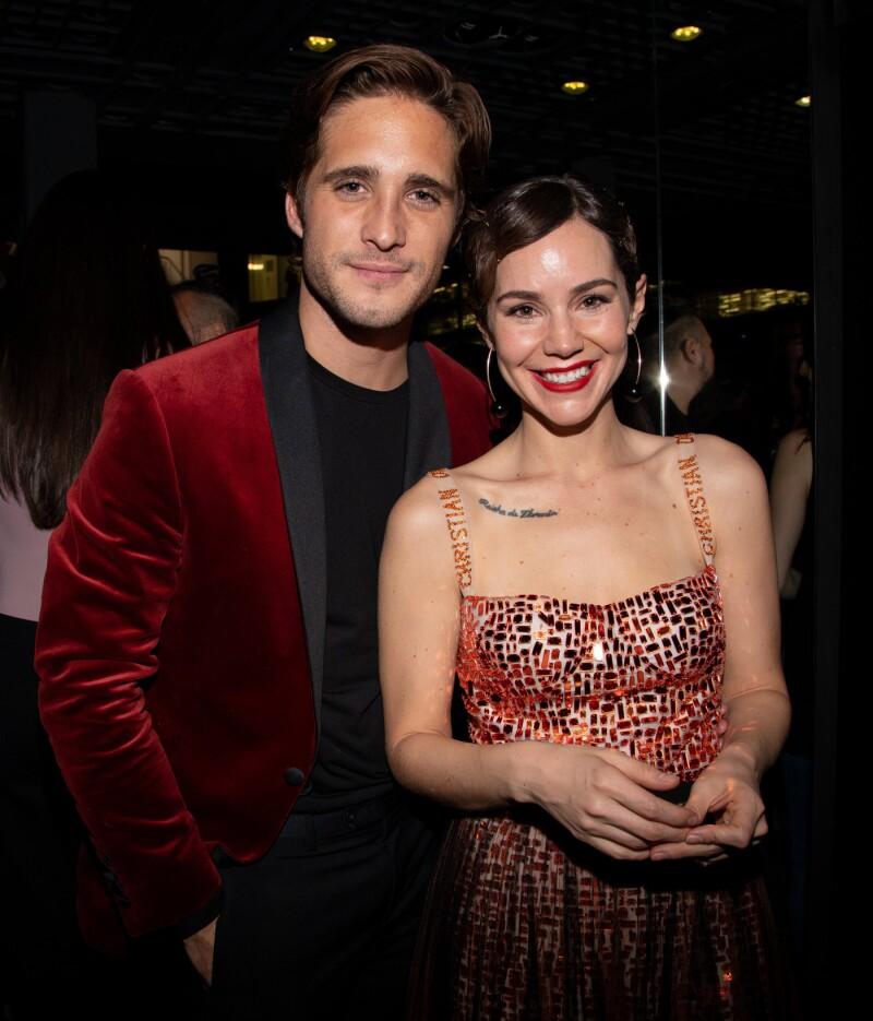 Camila Sodi y Diego Boneta