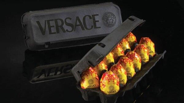 Arte de Peddy Mergui. Chocolates Versace