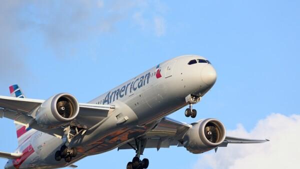 Brand new American Airlines Boeing 787 Dreamliner