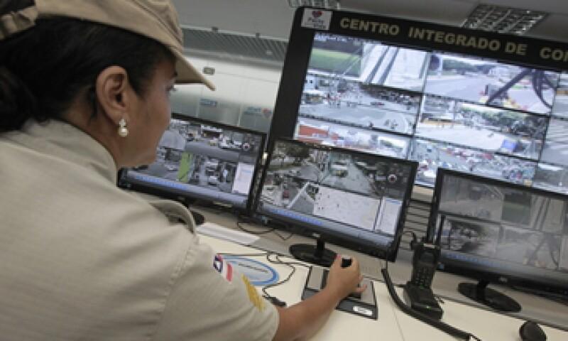 Las fuerzas de seguridad contarán con 12 centros de comando regionales y dos nacionales. (Foto: Tomada de sesge.mj.gov.br)