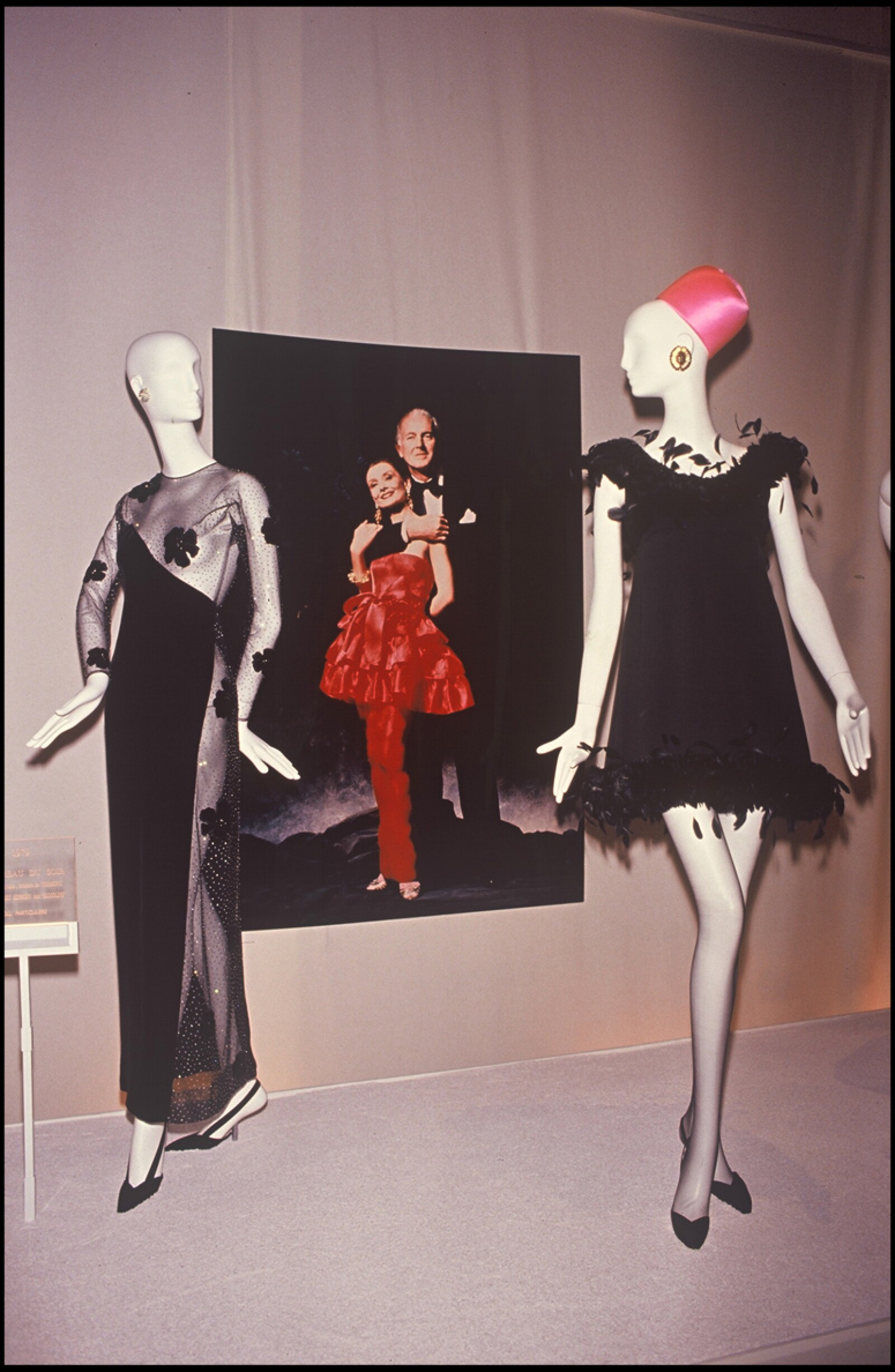 40Th Anniversary Of The Givenchy House - 1991