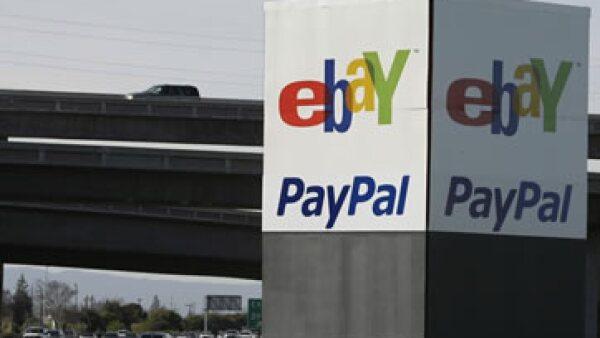 EBay dijo que espera ganancias por acción para el tercer trimestre de entre 46 y 47 centavos por acción. (Foto: AP)