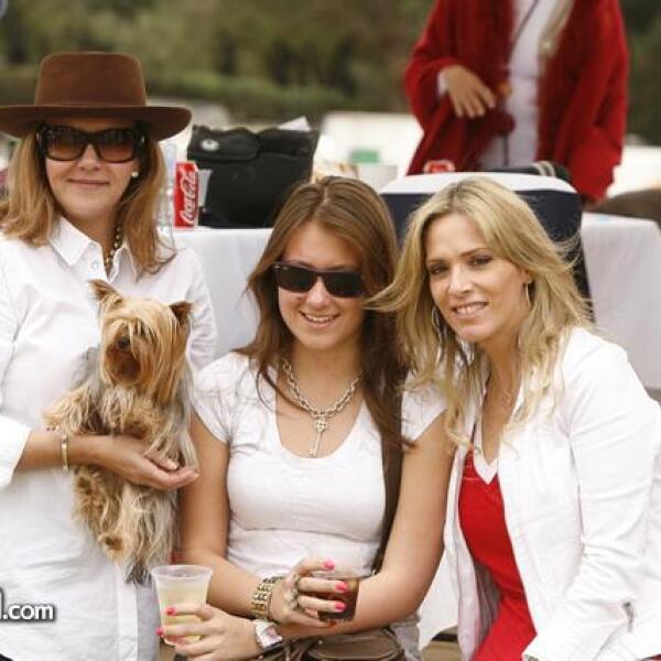 Luisa González,Sunny,Regina O´Farrill,Andrea Weber
