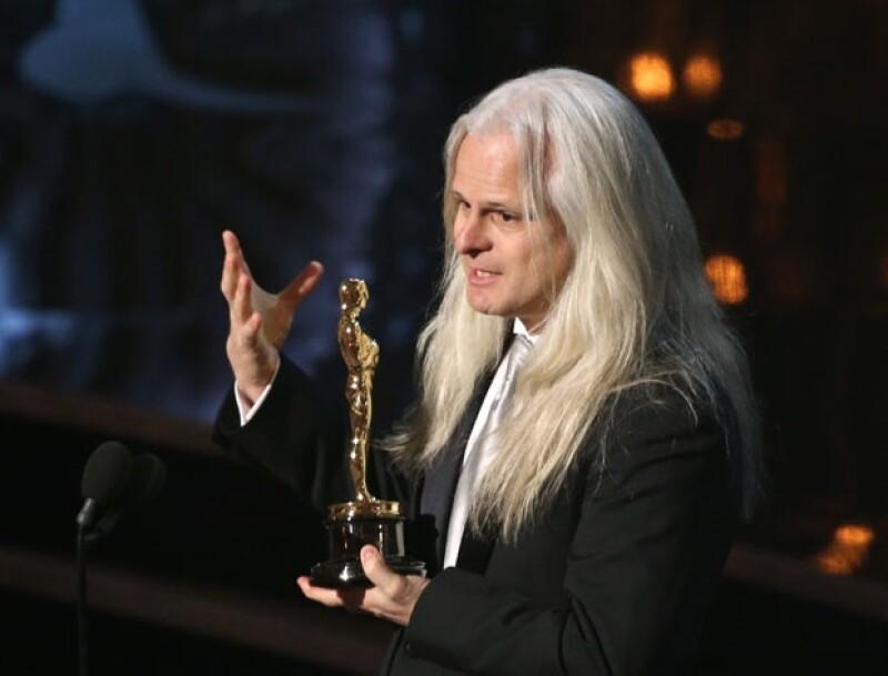 """Su trabajo como mejor cinematografía en """"Life of Pi"""" fue reconocido con la estatuilla dorada. Varios famosos lo felicitaron por convertirse en un orgullo latinoamericano."""