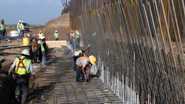 Corte Suprema EU muro fronterizo
