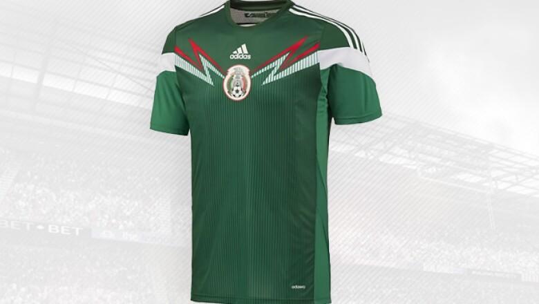 a0fbcfd23ebac La actual relación entre Adidas y la Federación Mexicana de Futbol comenzó  en 2007.